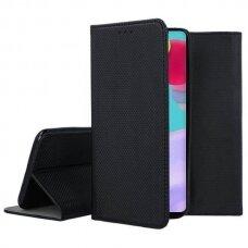 Dėklas Smart Magnet Samsung A52/ A52s juodas