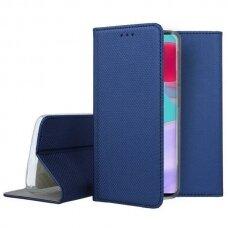 Dėklas Smart Magnet Samsung A52/ A52s tamsiai mėlynas