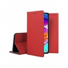 Dėklas Smart Magnet Samsung A705 A70 raudonas UCS030