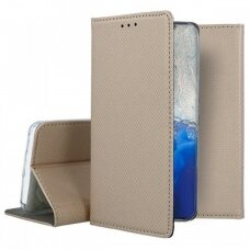 Dėklas Smart Magnet Samsung G981 S20/S11e auksinis UCS003