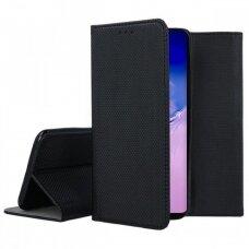 Dėklas Smart Magnet Samsung S10 Lite/A91 Juodas