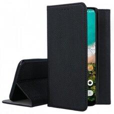 Dėklas Smart Magnet Xiaomi Mi A3 Lite/Mi 9 Lite/CC9 juodas UCS129