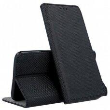 Dėklas Smart Magnet Xiaomi Mi Note 10/Mi Note 10 Pro/Mi CC9 Pro juodas UCS103