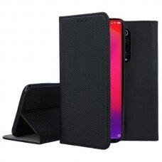 Dėklas Smart Magnet Xiaomi Redmi 9 juodas