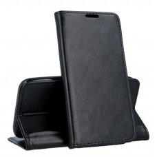 Dėklas Smart Magnetic Samsung A715 A71 Juodas