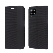 Dėklas Smart Senso Samsung A125 A12 juodas