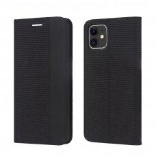 Dėklas Smart Senso Samsung A217 A21S Juodas