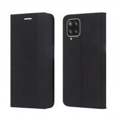Dėklas Smart Senso Samsung A426 A42 juodas