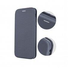 Dėklas Smart Viva Samsung J415 J4 Plus pilkas UCS051