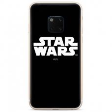 """Dėklas """"Star Wars 001"""" Huawei Mate 20 Pro Juodas (Swpcsw161)"""