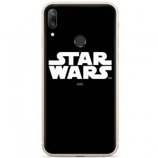 "Dėklas ""Star Wars 001"" Huawei Y7 Prime 2019 / Huawei Y7 2019 Juodas (Swpcsw111)"