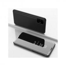 Dėklas Sview Samsung A515 A51 juodas UCS025