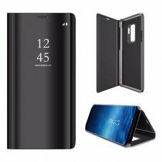 Dėklas Sview Xiaomi Redmi 9A juodas