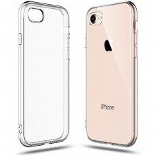 Dėklas Ultra Slim 0,3Mm Apple Iphone 7/8/Se2 Skaidrus