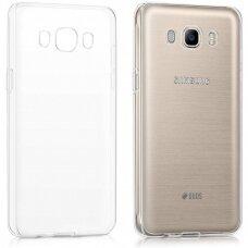 Dėklas Ultra Slim 0,3mm Samsung J510 J5 2016 skaidrus UCS050