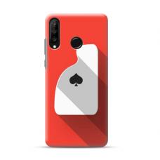 "Dėklas Unikaliu Dizainu ""U-Case Airskin Ace Design"" 1.0 mm TPU Huawei P40 Lite E Telefonui"