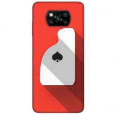 """Dėklas Unikaliu Dizainu """"U-Case Airskin Ace Design"""" 1.0 mm TPU Xiaomi Poco X3 NFC Telefonui"""