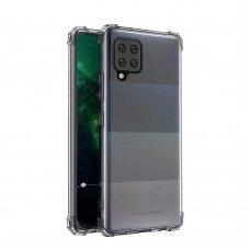 Dėklas Wozinsky Anti Shock Durable skirta Samsung Galaxy A42 5G Skaidrus