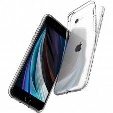Dėklas X-Level Antislip/O2 Apple Iphone 7/8/Se2 Skaidrus