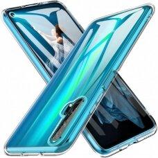 Dėklas X-Level Antislip/O2 Huawei Nova 5T / Honor 20 skaidrus UCS092