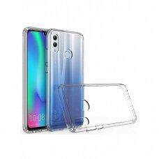 Dėklas X-Level Antislip/O2 Huawei P Smart 2019 Skaidrus