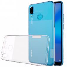 Dėklas X-Level Antislip/O2 Huawei P20 Lite Skaidrus