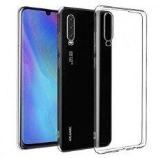 Dėklas X-Level Antislip/O2 Huawei P30 Skaidrus