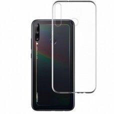 Dėklas X-Level Antislip/O2 Huawei P40 Lite E/Y7 P skaidrus UCS067