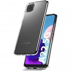 Dėklas X-Level Antislip/O2 Samsung A226 A22 5G skaidrus
