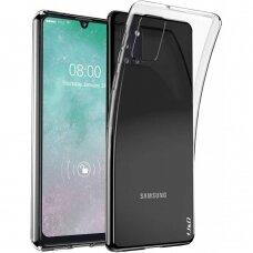 Dėklas X-Level Antislip/O2 Samsung A31 skaidrus