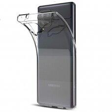 Dėklas X-Level Antislip/O2 Samsung A426 A42 skaidrus