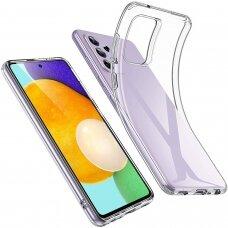 Dėklas X-Level Antislip/O2 Samsung A52/ A52s skaidrus