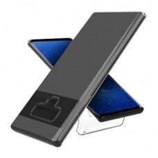 Dėklas X-Level Antislip/O2 Samsung N960 Note 9 Skaidrus