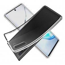 Dėklas X-Level Antislip/O2 Samsung N970 Note 10 skaidrus UCS021
