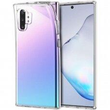Dėklas X-Level Antislip/O2 Samsung N975 Note 10 Plus Skaidrus