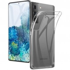 Dėklas X-Level Antislip/O2 Samsung S21 Plus/S30 Plus Skaidrus