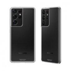 Dėklas X-Level Antislip/O2 Samsung S21 Ultra/S30 Ultra Skaidrus