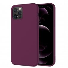 Dėklas X-Level Dynamic Apple iPhone 12 Pro Max bordo