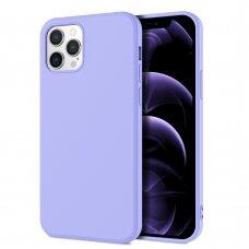Dėklas X-Level Dynamic Apple iPhone 7/8/SE2 purpurinis