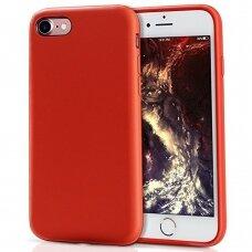 Dėklas X-Level Dynamic Apple Iphone 7/8/Se2 Raudonas