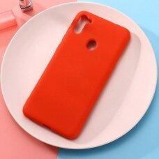 Dėklas X-Level Dynamic Samsung A11 raudonas UCS028