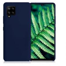 Dėklas X-Level Dynamic Samsung A125 A12 tamsiai mėlynas