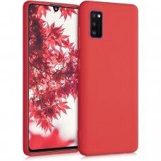 Dėklas X-Level Dynamic Samsung A41 Raudonas