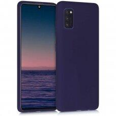 Dėklas X-Level Dynamic Samsung A41 Tamsiai Mėlynas