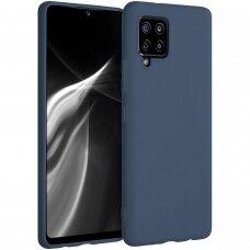 Dėklas X-Level Dynamic Samsung A426 A42 tamsiai mėlynas