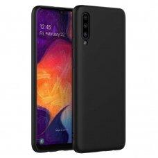 Dėklas X-Level Dynamic Samsung A505 A50/A507 A50s/A307 A30s juodas UCS031