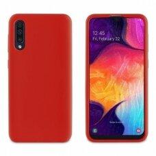 Dėklas X-Level Dynamic Samsung A505 A50/A507 A50s/A307 A30s raudonas UCS031