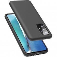 Dėklas X-Level Dynamic Samsung A52/ A52s juodas