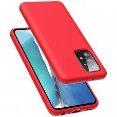 Dėklas X-Level Dynamic Samsung A52/ A52s raudonas