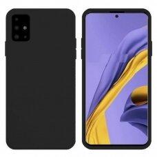 Dėklas X-Level Dynamic Samsung A715 A71 Juodas